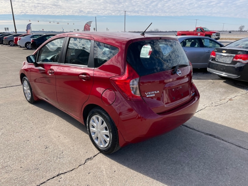 NISSAN VERSA NOTE 2015 price $5,995