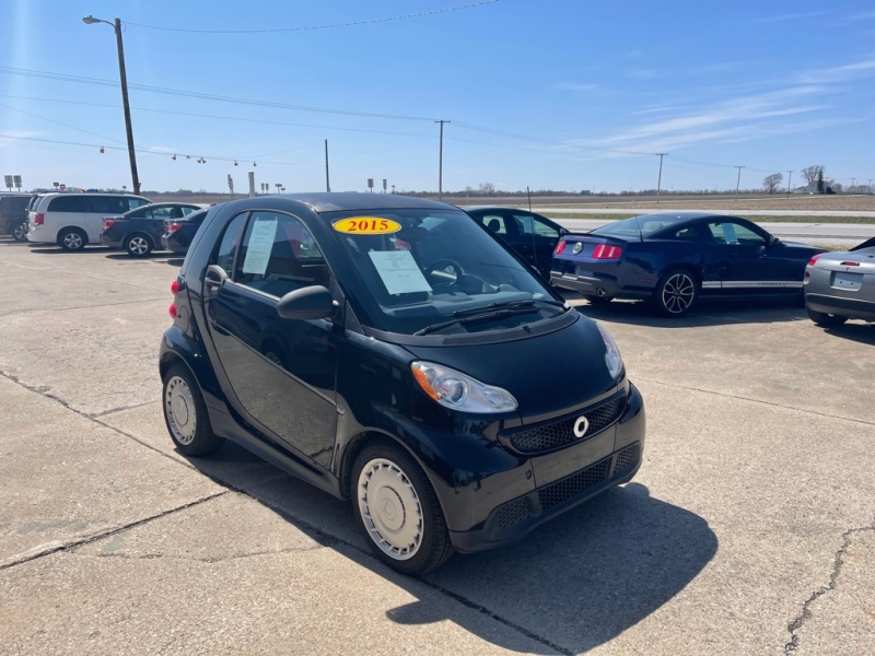 SMART FORTWO 2015 price $7,995