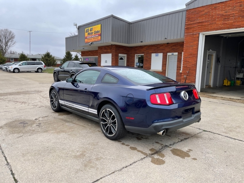 FORD MUSTANG 2012 price $12,995