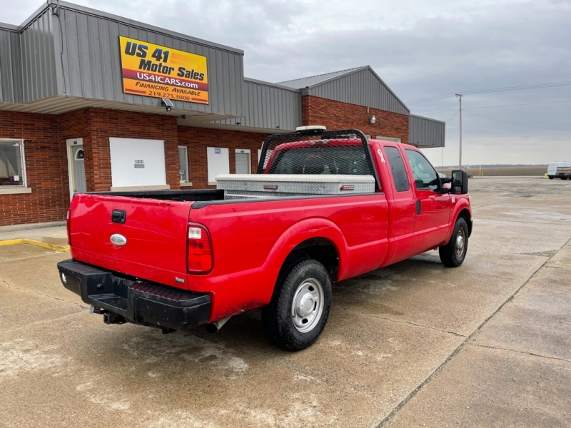 FORD F250 2011 price $12,995