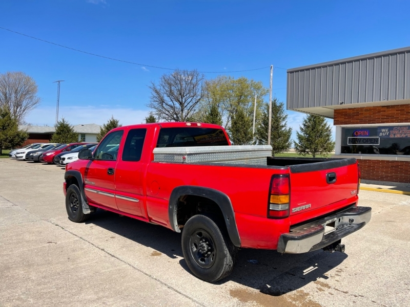 GMC SIERRA 2005 price $13,995
