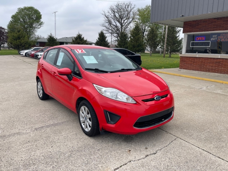 FORD FIESTA 2012 price $5,995