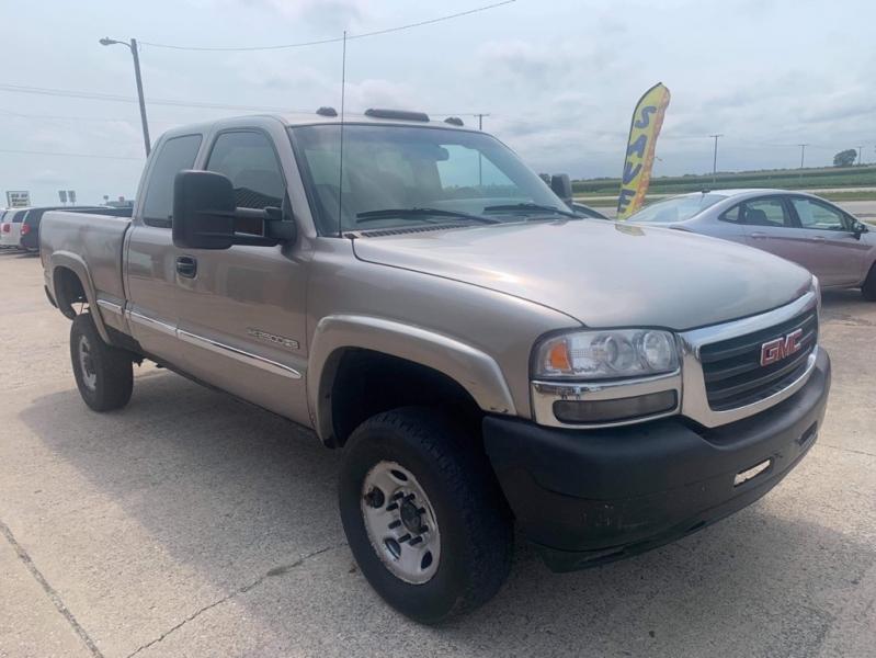 GMC SIERRA 2002 price $8,995