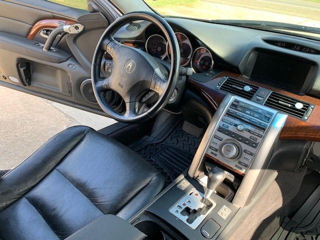 ACURA RL 2007 price $4,500