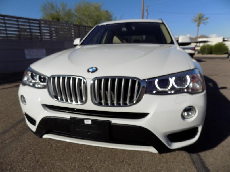 BMW X3 2017 price $25,950