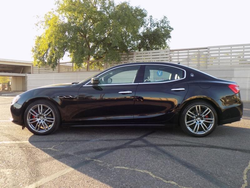 Maserati Ghibli 2017 price $34,950