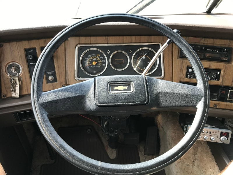 Chevrolet Other 1988 price SOLD