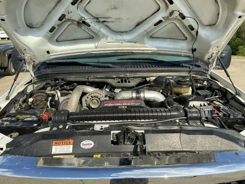 Ford Super Duty F-350 DRW 2006 price $8,495