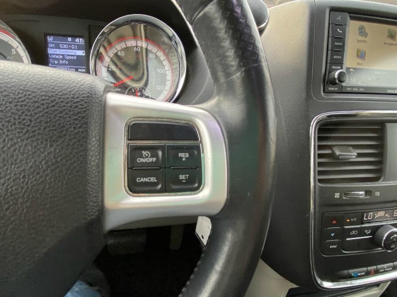Dodge Grand Caravan 2011 price SOLD