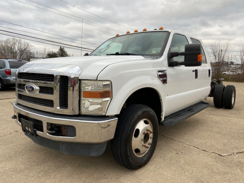Ford Super Duty F-350 DRW 2008 price SOLD
