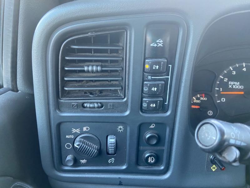 Chevrolet Silverado 2500HD 2006 price SOLD