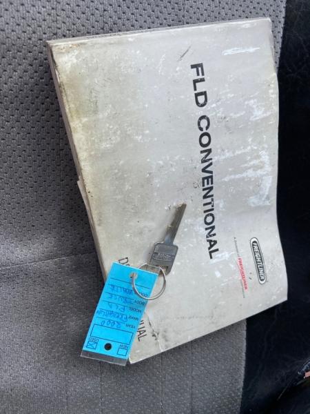 Freightliner FLD CUMMINS 10 SPEED 2000 price SOLD