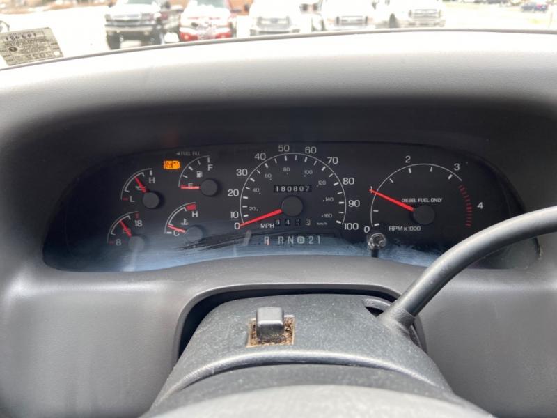 Ford Super Duty F-550 DRW 2000 price $14,995