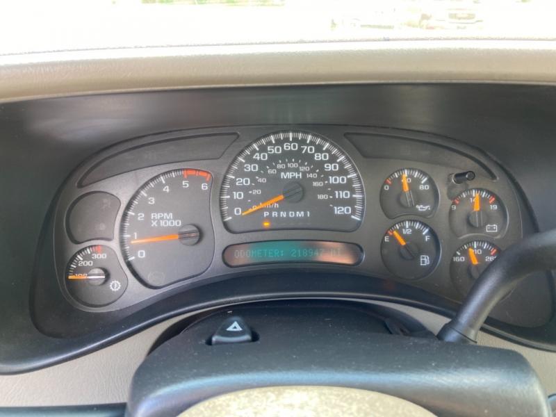 Chevrolet Silverado 3500HD 2006 price $13,995