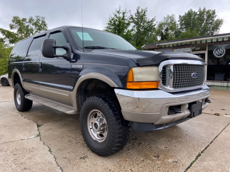 Ford Excursion 2001 price $12,495