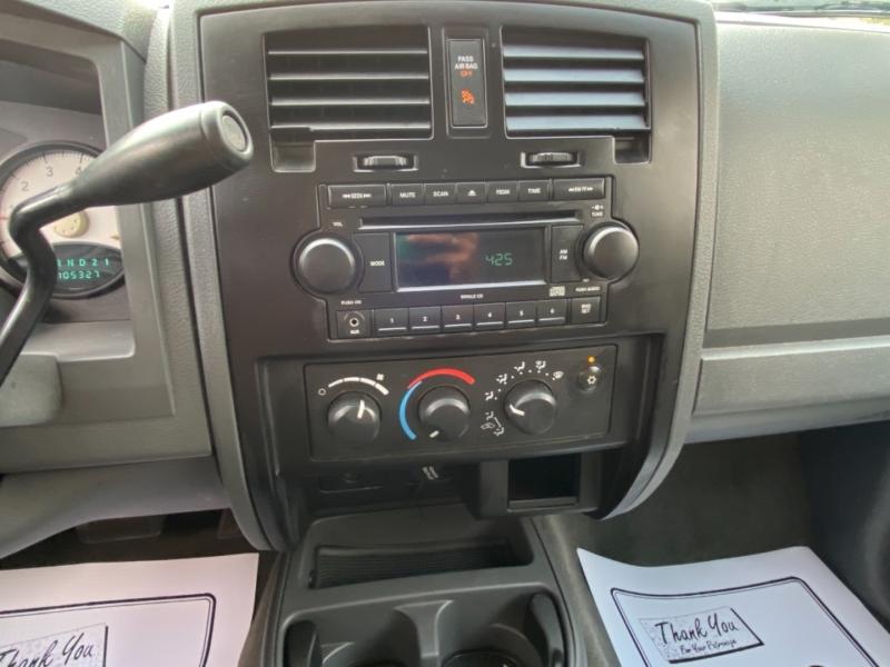 Dodge Dakota 2007 price SOLD
