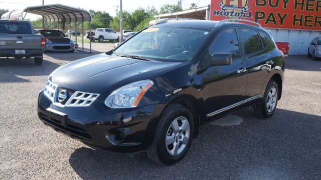 Nissan Rogue Select 2015 price $0