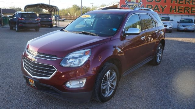Chevrolet Equinox 2017 price $0