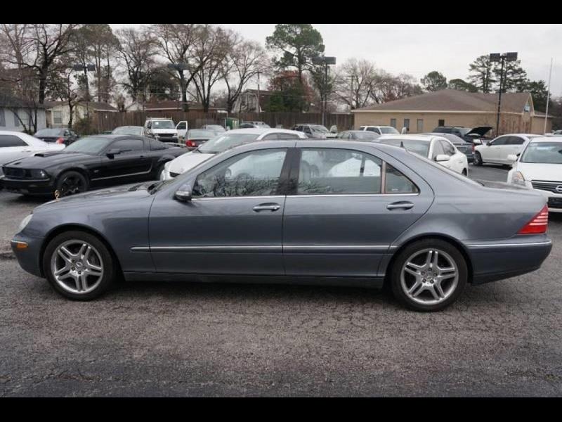 Mercedes-Benz S-Class 2005 price $7,500