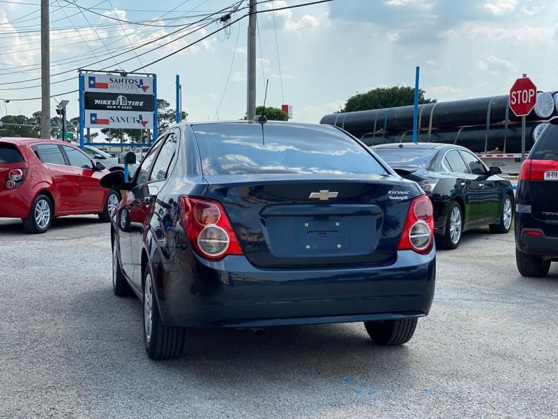 Chevrolet Sonic 2015 price $6,960