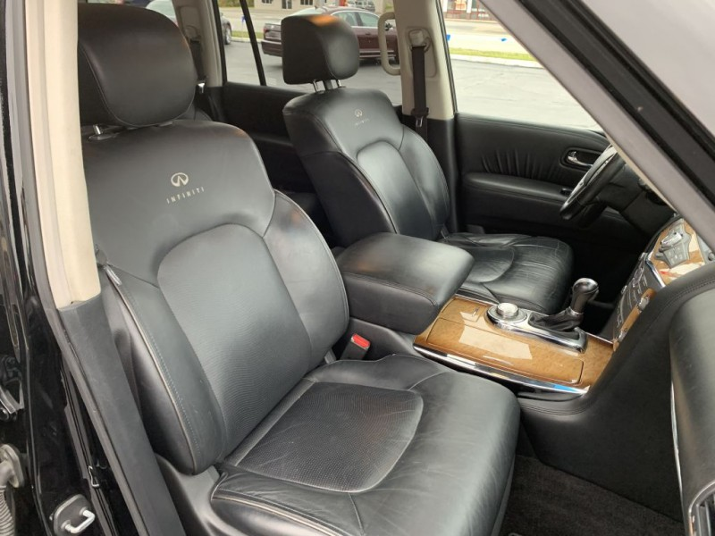 INFINITI QX56 2011 price $14,475