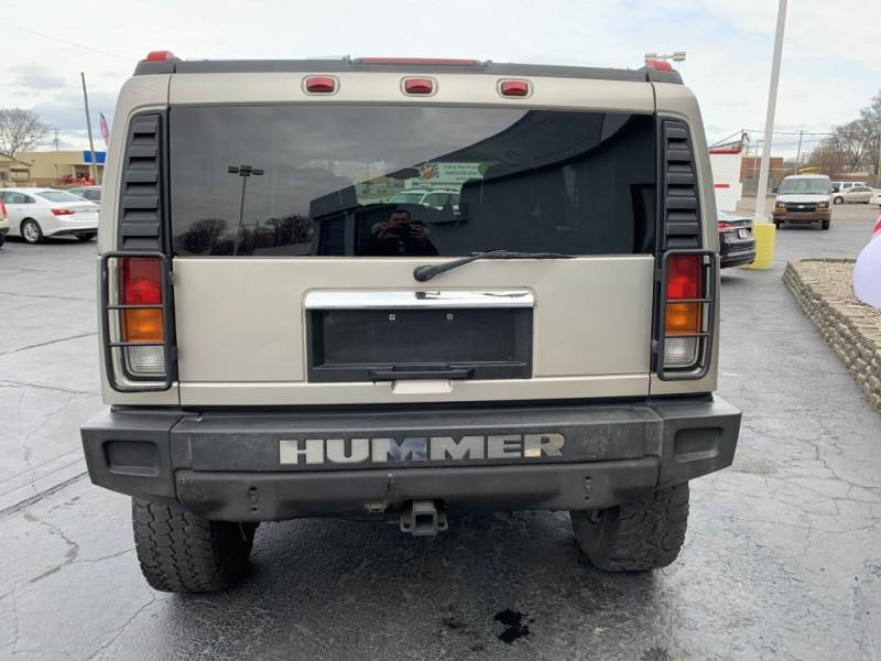HUMMER H2 2004 price $10,975