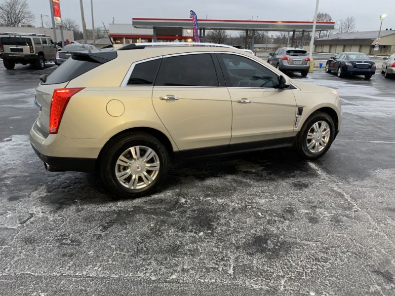 CADILLAC SRX 2012 price Call for Pricing.