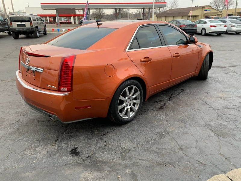 CADILLAC CTS 2008 price Call for Pricing.