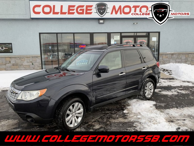 SUBARU FORESTER 2012 price Call for Pricing.