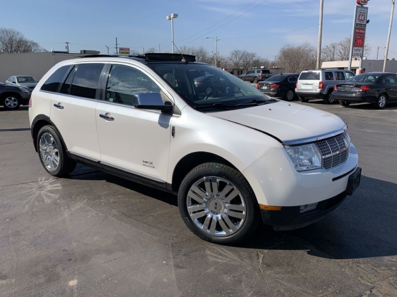 LINCOLN MKX 2010 price $8,975