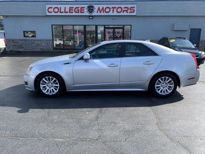 CADILLAC CTS 2011 price $10,995