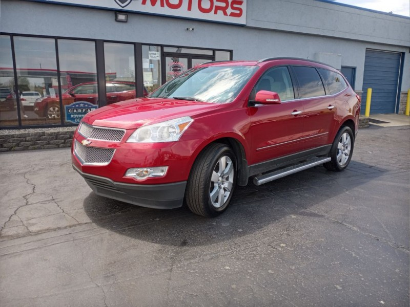 CHEVROLET TRAVERSE 2012 price $10,195