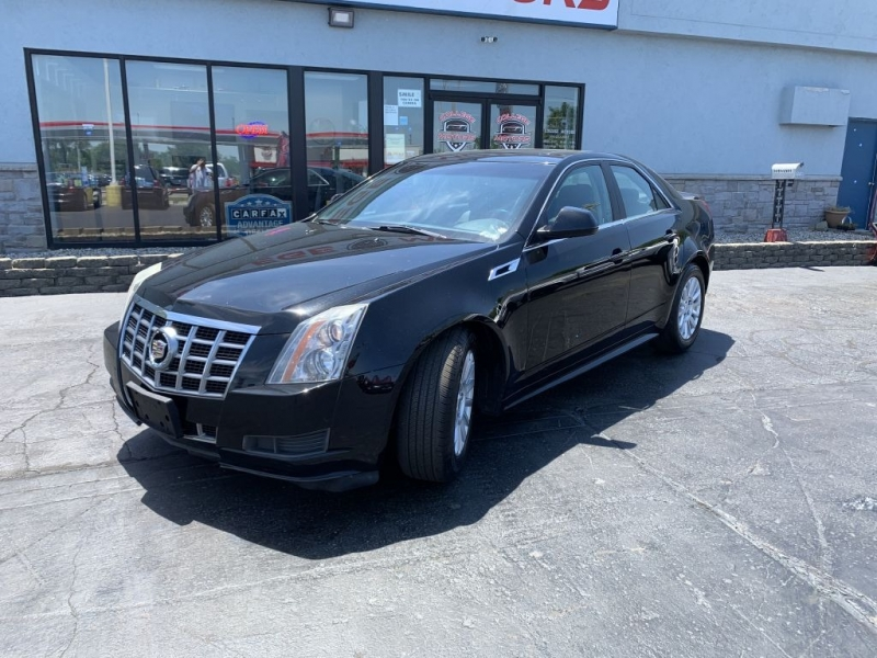 CADILLAC CTS 2012 price $14,475