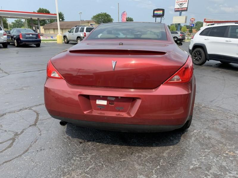 PONTIAC G6 2008 price $5,895