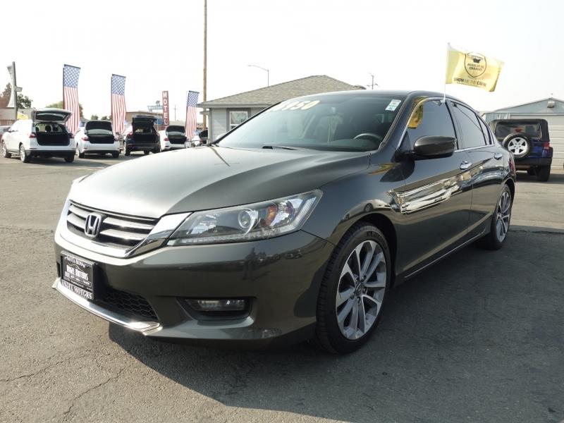 Honda Accord Sedan 2014 price $16,250