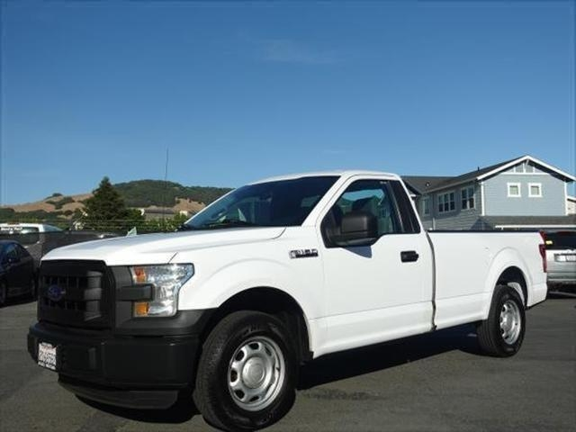 Ford F-150 2016 price $16,650