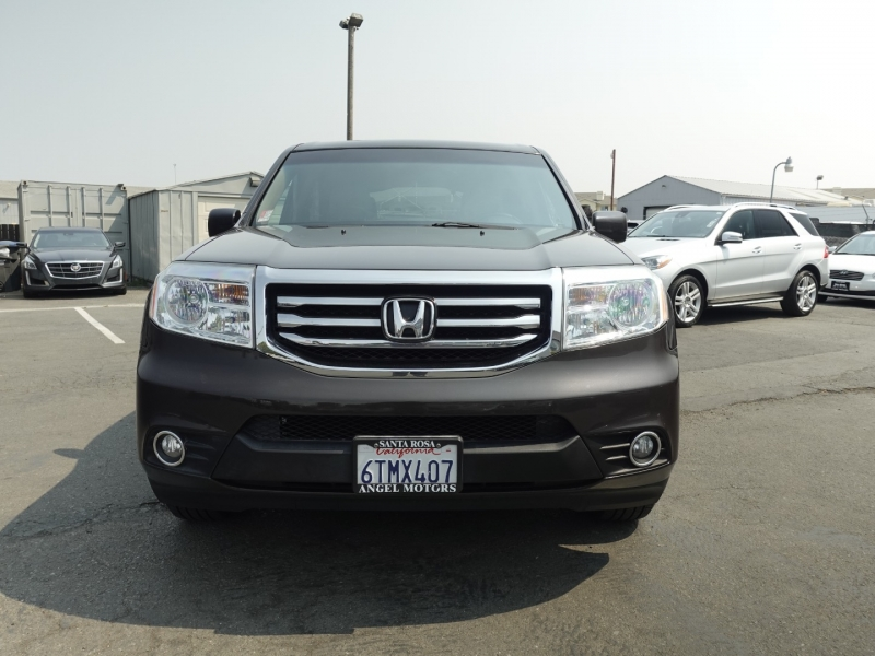 Honda Pilot 2012 price $15,950