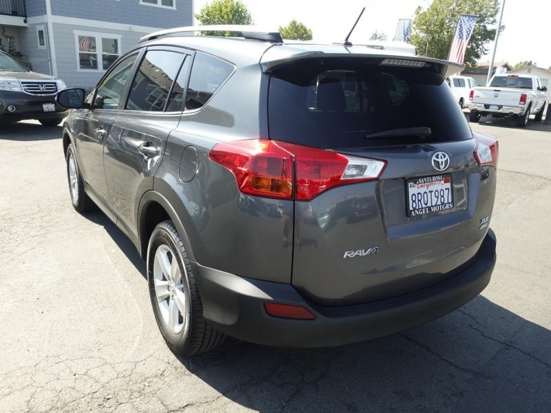 Toyota RAV4 2014 price $18,550