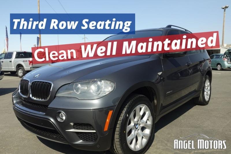 BMW X5 2011 price $16,950