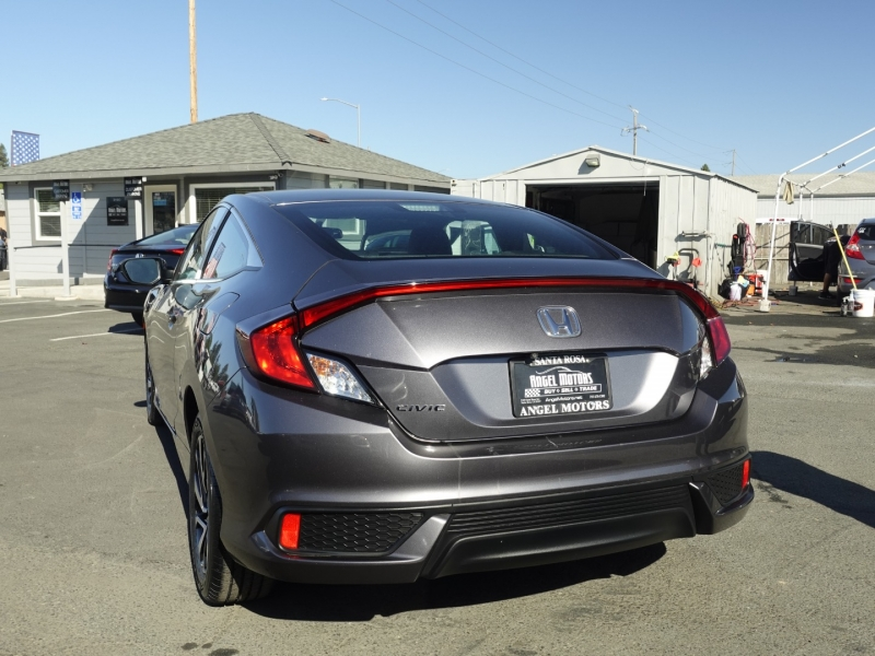 Honda Civic Coupe 2016 price $17,950