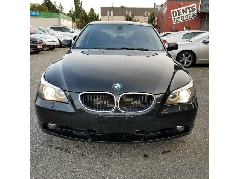 BMW 5-Series 2005 price $5,950