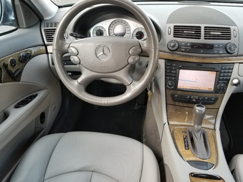 Mercedes-Benz E-Class 2009 price $8,950