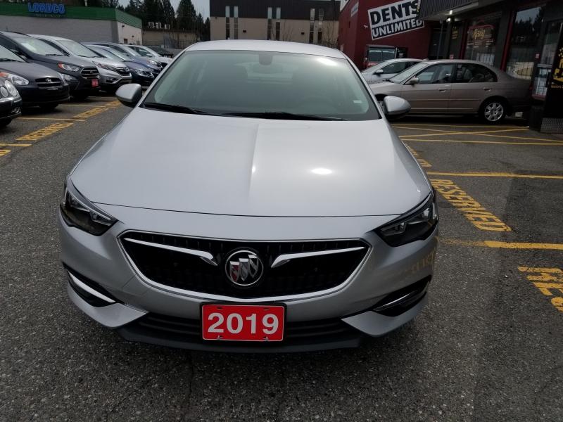 Buick Regal Sportback 2019 price $16,950