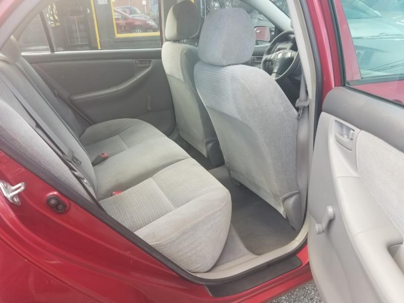 Toyota Corolla 2005 price $4,450