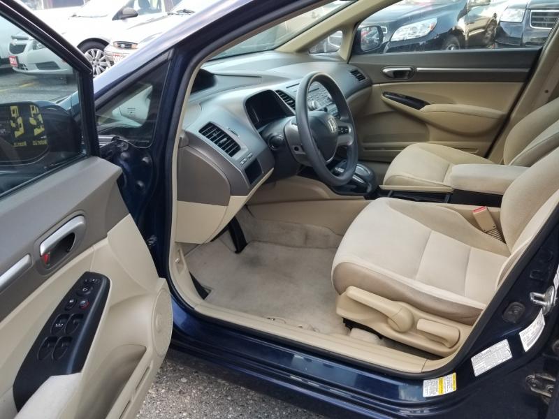 Honda Civic Sdn 2006 price $3,950
