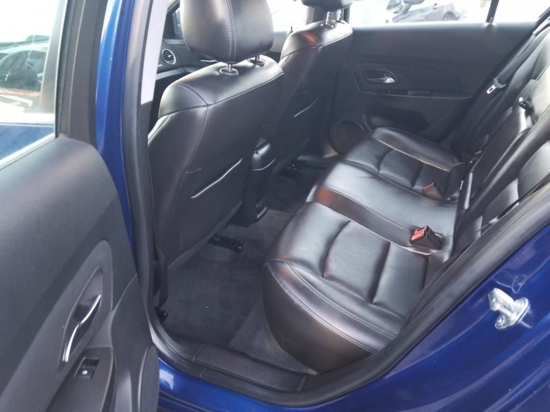 Chevrolet Cruze 2013 price $8,950