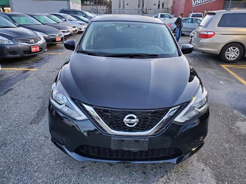 Nissan Sentra 2016 price $9,950
