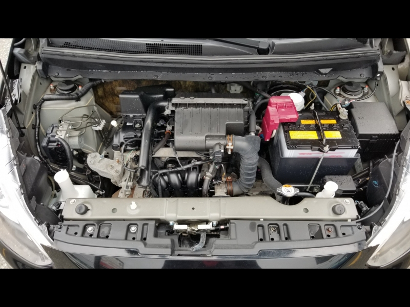 Mitsubishi Mirage 2017 price $5,990