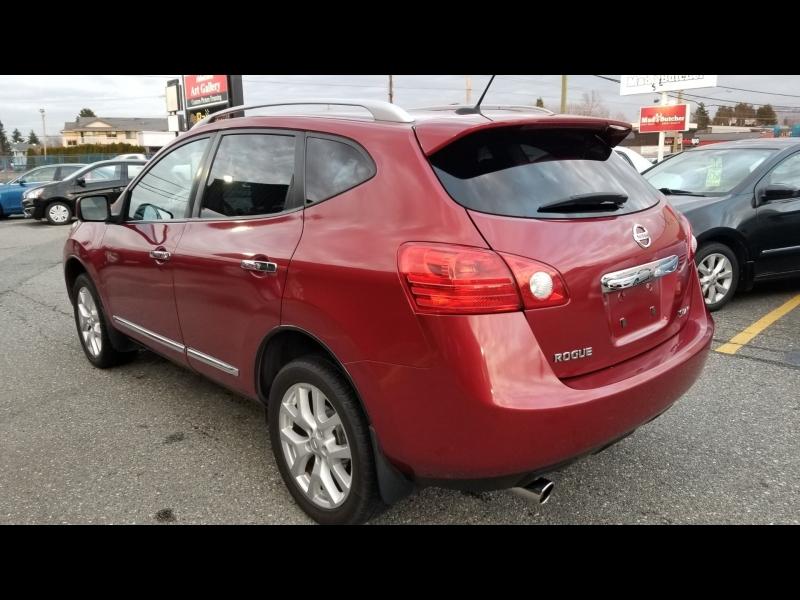 Nissan Rogue 2012 price $9,950