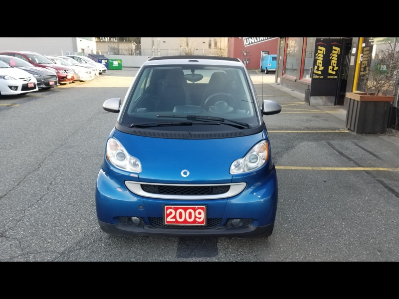 Smart fortwo 2009 price $5,950
